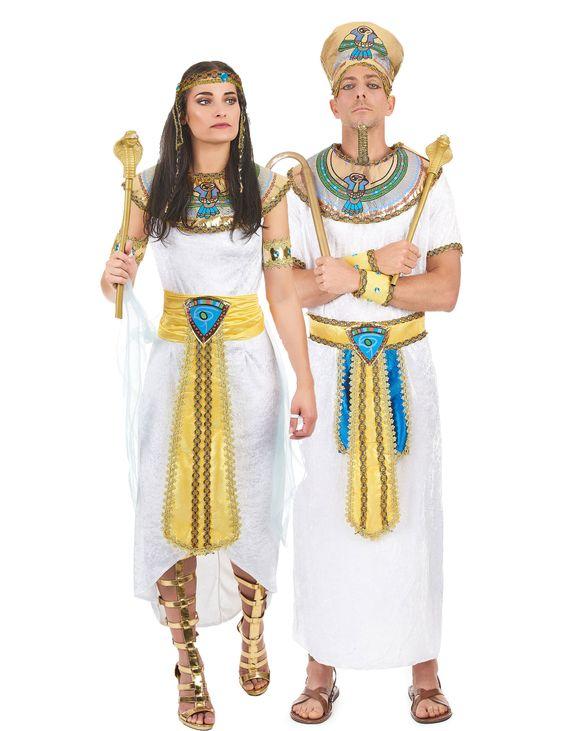 Couple César et Cléopâtre